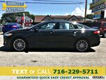 2014 Ford Fusion Sport pkg w/Leather & Moonroof