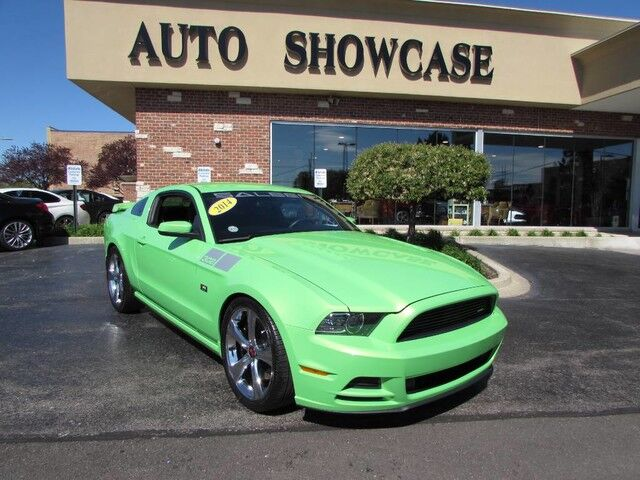 2014 Ford MUSTANG SALEEN 302 YELLOW LABEL Carol Stream IL