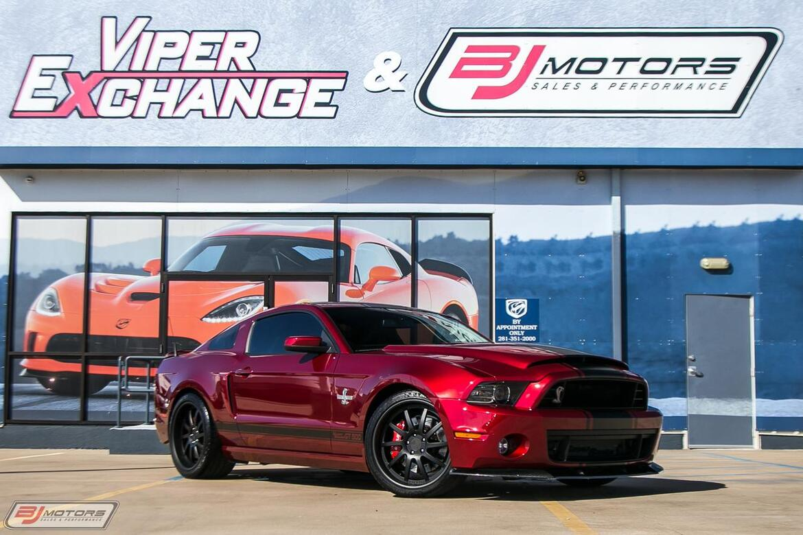 2014 Ford Mustang Shelby GT500 Super Snake 850hp TX 23421922