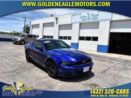 2014_Ford_Mustang_2DR CPE V6_ Midland TX