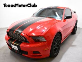 2014_Ford_Mustang_2dr Cpe V6_ Arlington TX