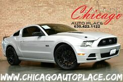2014_Ford_Mustang_GT - 5.0L TI-VCT V8 ENGINE REAR WHEEL DRIVE 6 SPEED MANUAL SHORT THROW SHIFTER BASSANI EXHAUST PERFORMANCE INTAKE PREMIUM WHEELS BLUETOOTH_ Bensenville IL