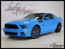 2014_Ford_Mustang_GT Coupe 6-Spd Tints Xenons_ Villa Park IL