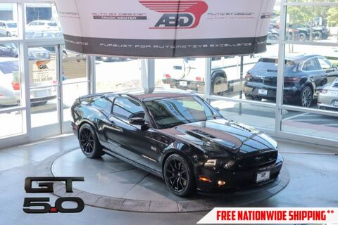 2014_Ford_Mustang_GT Coupe_ Chantilly VA