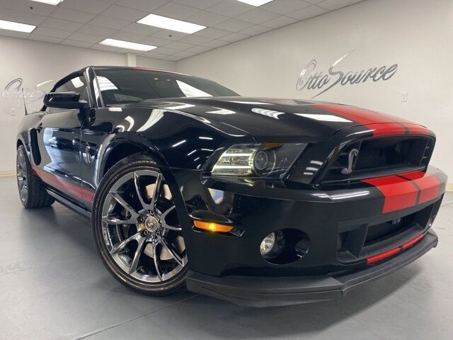2014 Ford Mustang Shelby GT500 Dallas TX