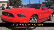 2014_Ford_Mustang_V6 Convertible_ Charlotte and Monroe NC