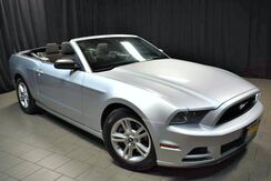 2014_Ford_Mustang_V6 Convertible_ Easton PA