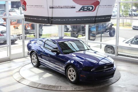 2014_Ford_Mustang_V6 Coupe_ Chantilly VA