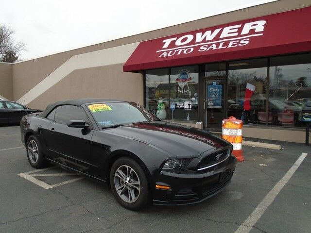 2014 Ford Mustang V6 Premium Schenectady Ny 27403332