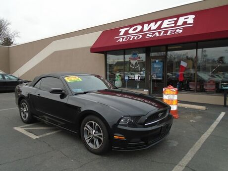 2014 Ford Mustang V6 Premium Schenectady NY