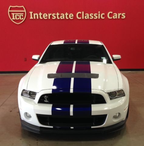 2014 Ford Shelby GT500 Coupe Dallas TX