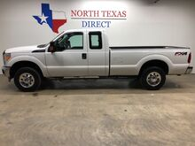 2014_Ford_Super Duty F-250 SRW_XL FX4 4x4 4 Door Rhino Liner Chrome Pkg Step Rails_ Mansfield TX