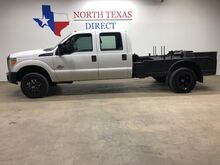 2014_Ford_Super Duty F-350 DRW_4x4 Dually Diesel Crew Cab Welding Bed Black XD Wheels_ Mansfield TX