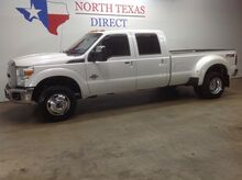 2014_Ford_Super Duty F-350 DRW_FREE DELIVERY Lariat FX4 4x4 Diesel DRW Heated AC Seats Gps Navi Sunroof_ Mansfield TX