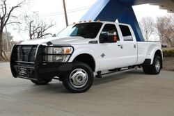 Ford Super Duty F-350 DRW Platinum 2014