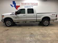 2014_Ford_Super Duty F-350 SRW_Lariat FX4 4x4 Diesel GPS Camera Heated Seats Bluetooth_ Mansfield TX