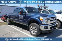 2014 Ford Super Duty F-350 SRW Lariat South Burlington VT