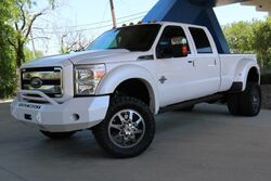 Ford Super Duty F-450 DRW Lariat 2014