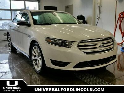 2014_Ford_Taurus_Limited  - Leather Seats -  Bluetooth_ Calgary AB