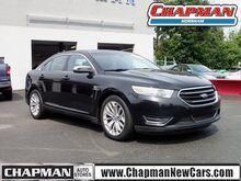 2014_Ford_Taurus_Limited_  PA