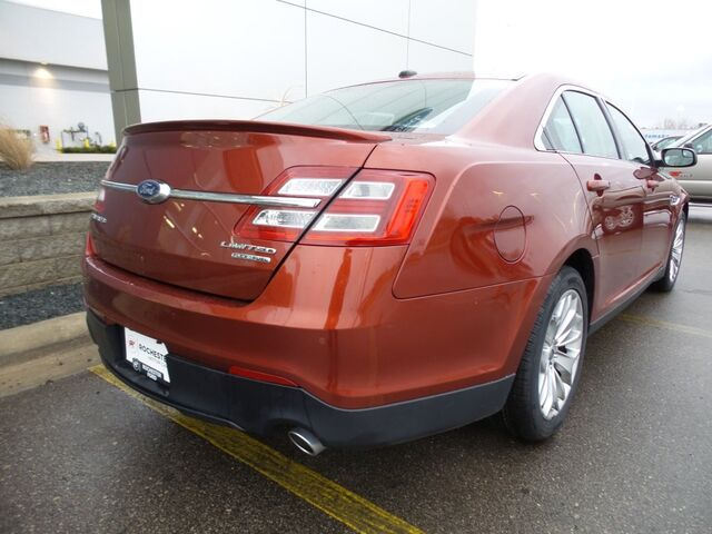 2014 Ford Taurus Limited w/Heated Seats + Remote Start Rochester MN