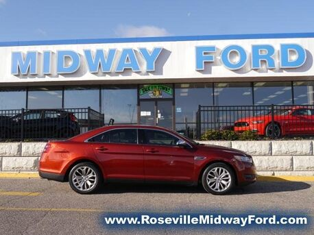 2014_Ford_Taurus_Limited_ Roseville MN