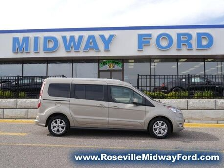 2014_Ford_Transit Connect_Wagon Titanium_ Roseville MN