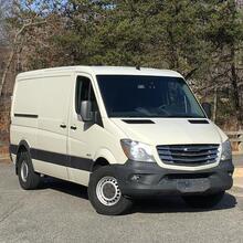 2014_Freightliner_Cargo Van_2500_ Annapolis MD