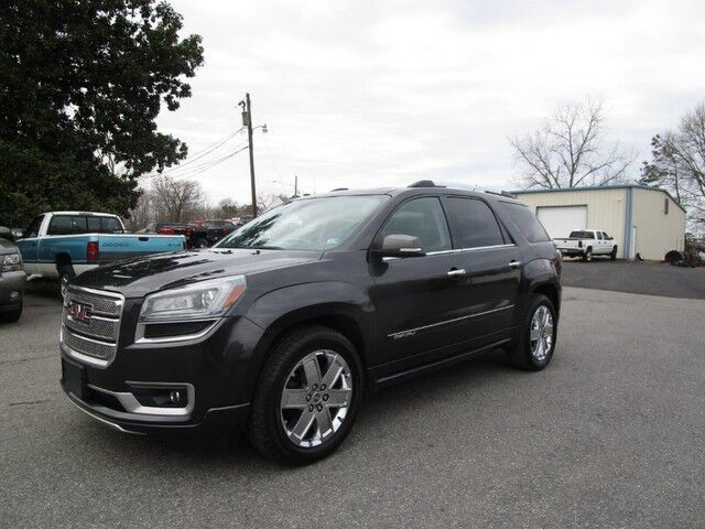 2014 GMC Acadia Denali AWD Richmond VA