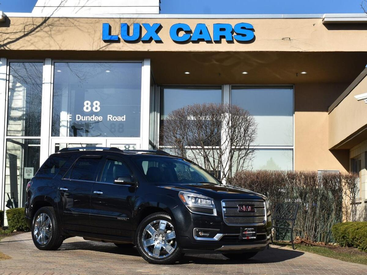 2014_GMC_Acadia_Denali Dual-Panel Sunroof Nav AWD MSRP $51,640_ Buffalo Grove IL