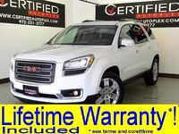 GMC Acadia SLT LEATHER HEATED SEATS CAPTAIN CHAIRS REAR CAMERA REAR PARKING AID BOSE 2014