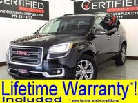 GMC Acadia SLT LEATHER HEATED SEATS CAPTAIN CHAIRS REAR CAMERA REAR PARKING AID 2014