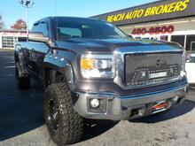 2014_GMC_SIERRA_1500 SLE DOUBLE CAB 4X4, WARRANTY, Z-71 OFF ROAD PKG, BACKUP CAM, TOW PKG, BLUETOOTH, SIRIUS RADIO!_ Norfolk VA