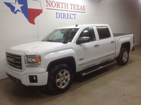 2014 GMC Sierra 1500 FREE HOME DELIVERY All Terrain SLT 4X4 GPS Camera Mansfield TX