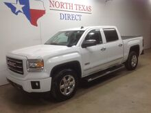 2014_GMC_Sierra 1500_FREE HOME DELIVERY SLT 4X4 GPS Camera Touch Screen_ Mansfield TX