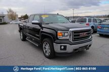 2014 GMC Sierra 1500 SLT South Burlington VT