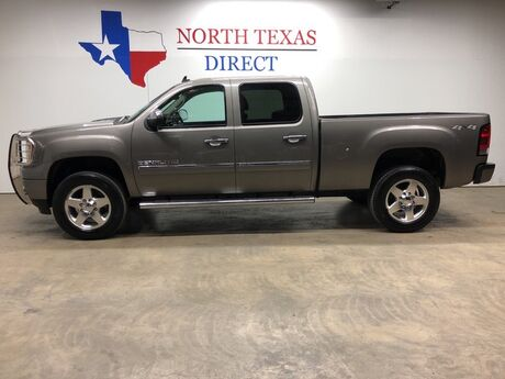 2014 GMC Sierra 2500HD Denali 4WD Diesel Camera Heat/Cool Leather Bluetooth Mansfield TX