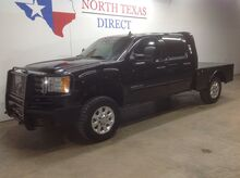 2014_GMC_Sierra 2500HD_FREE HOME DELIVERY! Z-71 4x4 Diesel CM Flatbed Touch Screen Keyless_ Mansfield TX