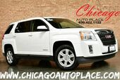 2014 GMC Terrain SLE - 2.4L 4-CYL SIDI ENGINE FRONT WHEEL DRIVE 1 OWNER BLACK CLOTH SPORT SEATS W/ RED STITCHING BACKUP CAMERA BLUETOOTH PREMIUM ALLOYS PROJECTOR HEADLAMPS