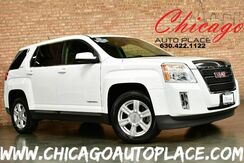 2014_GMC_Terrain_SLE - 2.4L 4-CYL SIDI ENGINE FRONT WHEEL DRIVE 1 OWNER BLACK CLOTH SPORT SEATS W/ RED STITCHING BACKUP CAMERA BLUETOOTH PREMIUM ALLOYS PROJECTOR HEADLAMPS_ Bensenville IL