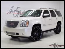 2014_GMC_Yukon_Denali 1 Owner Navi Rear TV Third Row 26's_ Villa Park IL