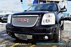 2014_GMC_Yukon_Denali / AWD / Heated Front & Rear Leather Seats / Heated Steering Wheel / Navigation / Sunroof / Bose Speakers / Rear Entertainment / Auto Start / 3rd Row / Seats 7 / Bluetooth / Back-Up Camera / Tow Pkg_ Anchorage AK