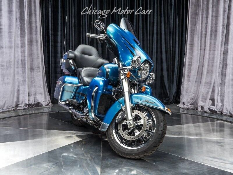 2014_Harley-Davidson_Electra Glide Limited_Motorcycle_ Chicago IL