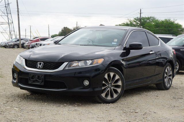 2014 Honda Accord Coupe EX-L Fort Worth TX