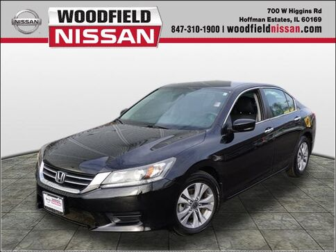 2014_Honda_Accord_LX_ Hoffman Estates IL
