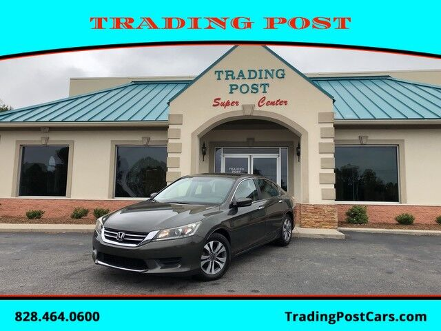 2014_Honda_Accord Sedan_LX_ Conover NC
