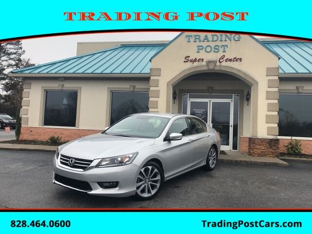2014_Honda_Accord Sedan_Sport_ Conover NC