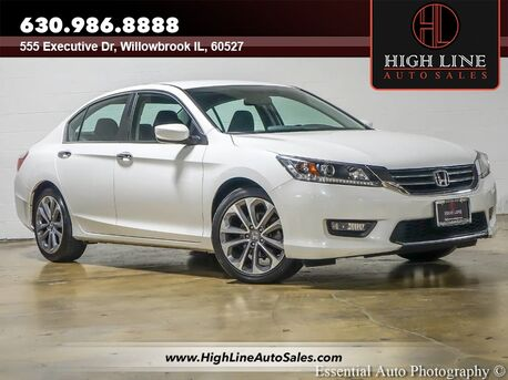 2014_Honda_Accord Sedan_Sport_ Willowbrook IL