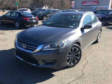 2014_Honda_Accord Sedan_Sport_ Worcester MA