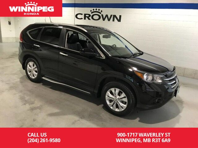 2014 honda cr v lease